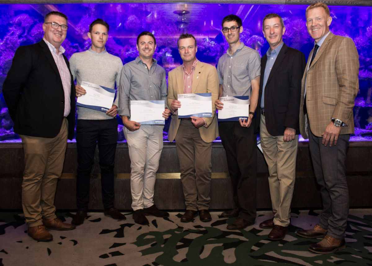 British agricultural journalists recognised in Perkins Power on the Farm Award 2017