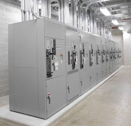 Figure 5: Building-wide outage tests can verify that the time delays and settings for automatic transfer switches are appropriate and that emergency power systems function as expected without unintended consequences. Courtesy: CannonDesign