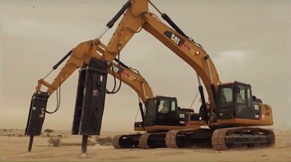 Cat® B20 Hammer