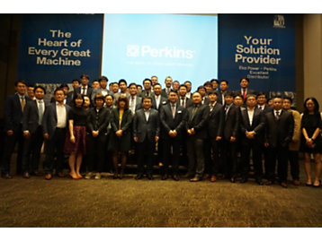 Successful seminar: Representatives from Perkins and Elco hosted an EP event in Korea attended by over 50 guests.