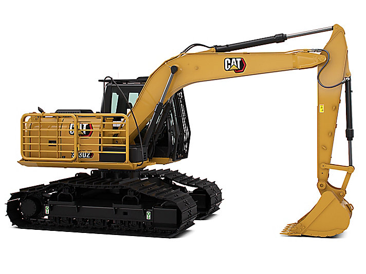 313D2 Small Hydraulic Excavator