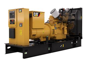 C9 (50 Hz) - Diesel Generator Sets