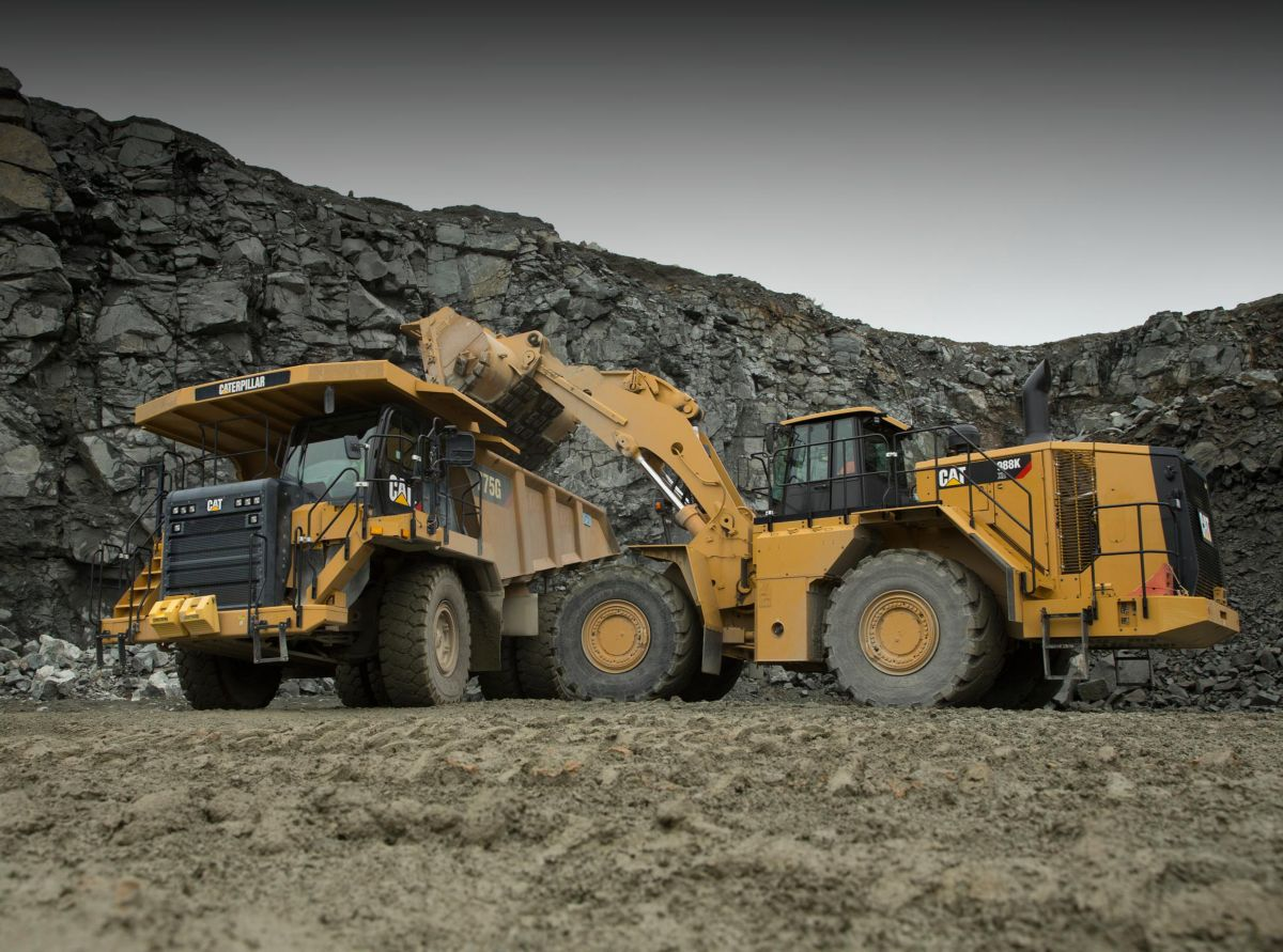 Cat® 988K XE Wheel Loader