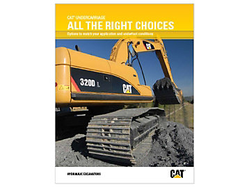 Cat Undercarriage - Hydraulic Excavators