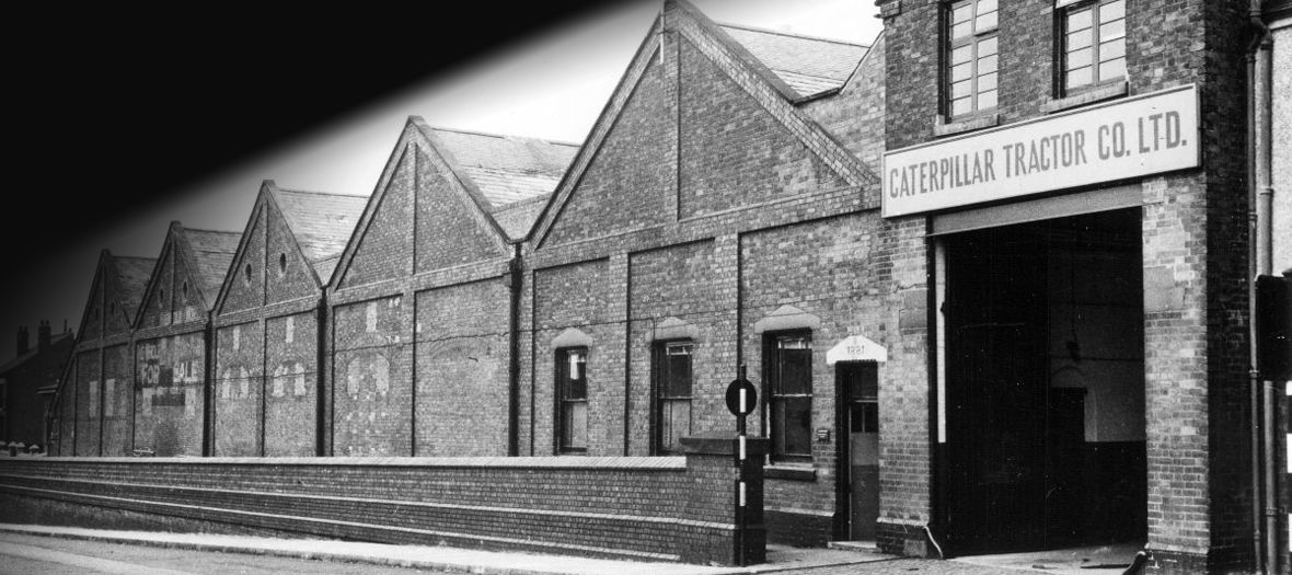 Facility in Coalville, Leicestershire, England in 1951.