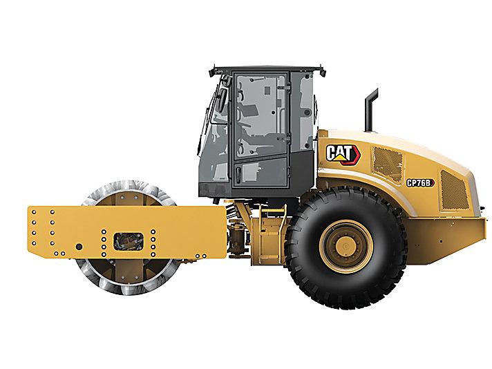 CP76B Vibratory Soil Compactor