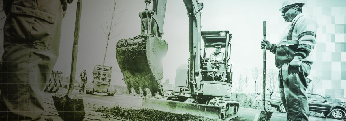 Cat Connect for Landscaping Productivity