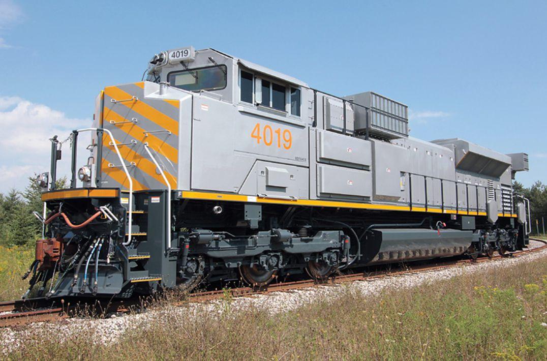 EMD SD70ACS
