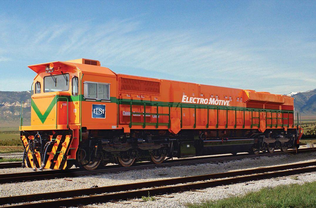EMD GT46AC