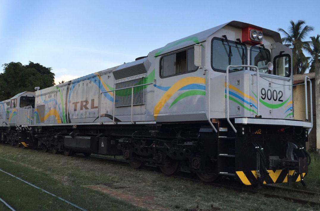 EMD GT38LC