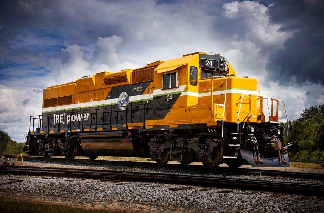 Progress Rail Emd24b Repower T4