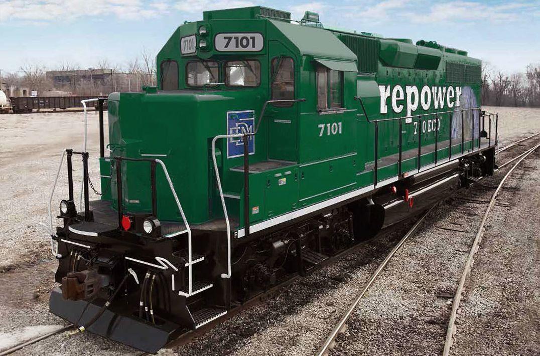 710ECO Repower