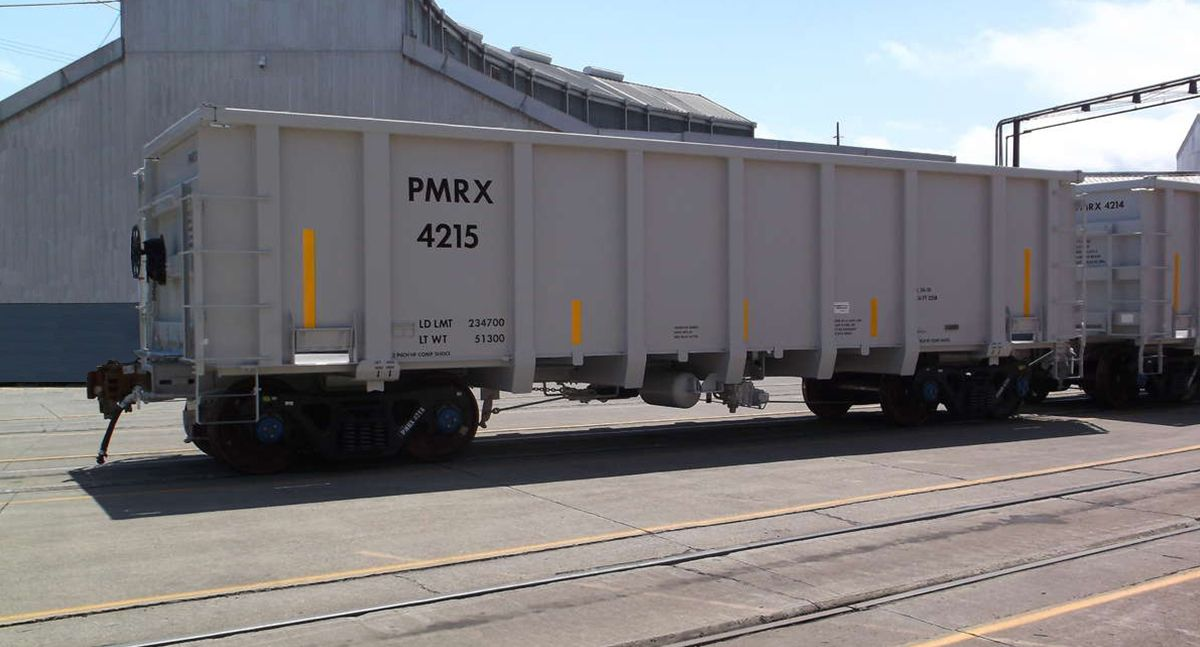 Progress Rail New Amp Reconditioned Freight Cars