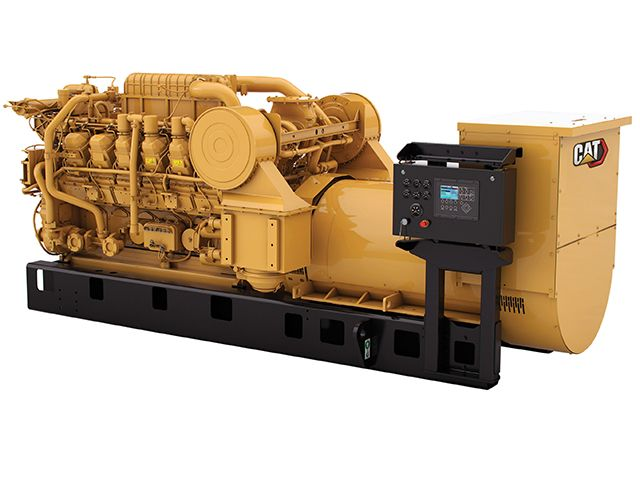 DGB™ kit installed on SWN's 3512C generator set