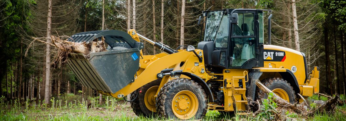 Cat® 910M Wheel Loader