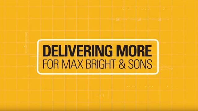 Technology is Key for Max Bright & Sons