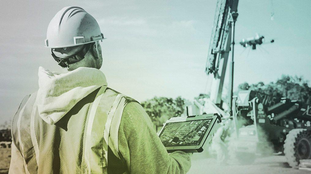 Drones in Construction Improve Efficiency