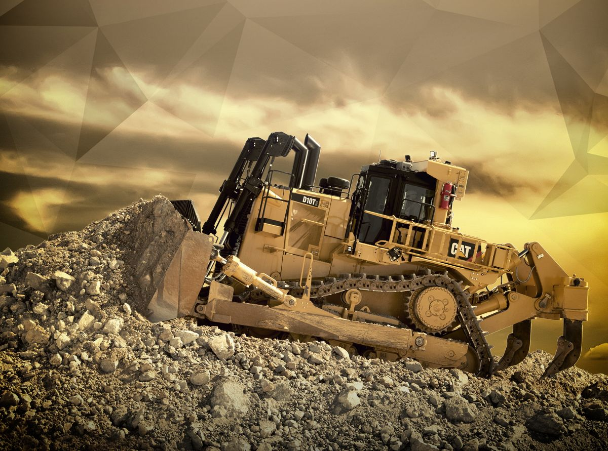 The Cat® D10 Dozer