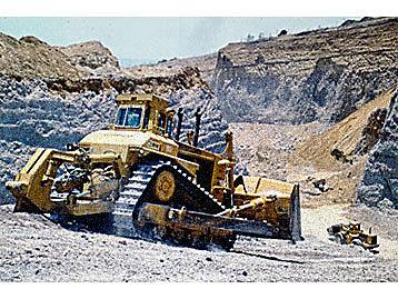 Cat® D10 Dozer: Building Highways