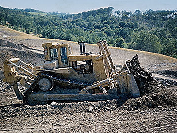 Cat® D10 Dozer - Engineering, design and innovation