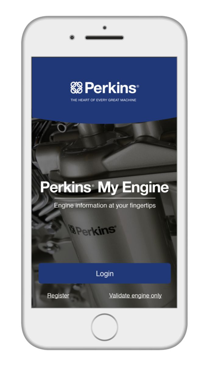 Perkins' free new engine app will support Chinese end users