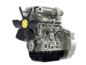 The Perkins® Syncro 3.6 litre engine