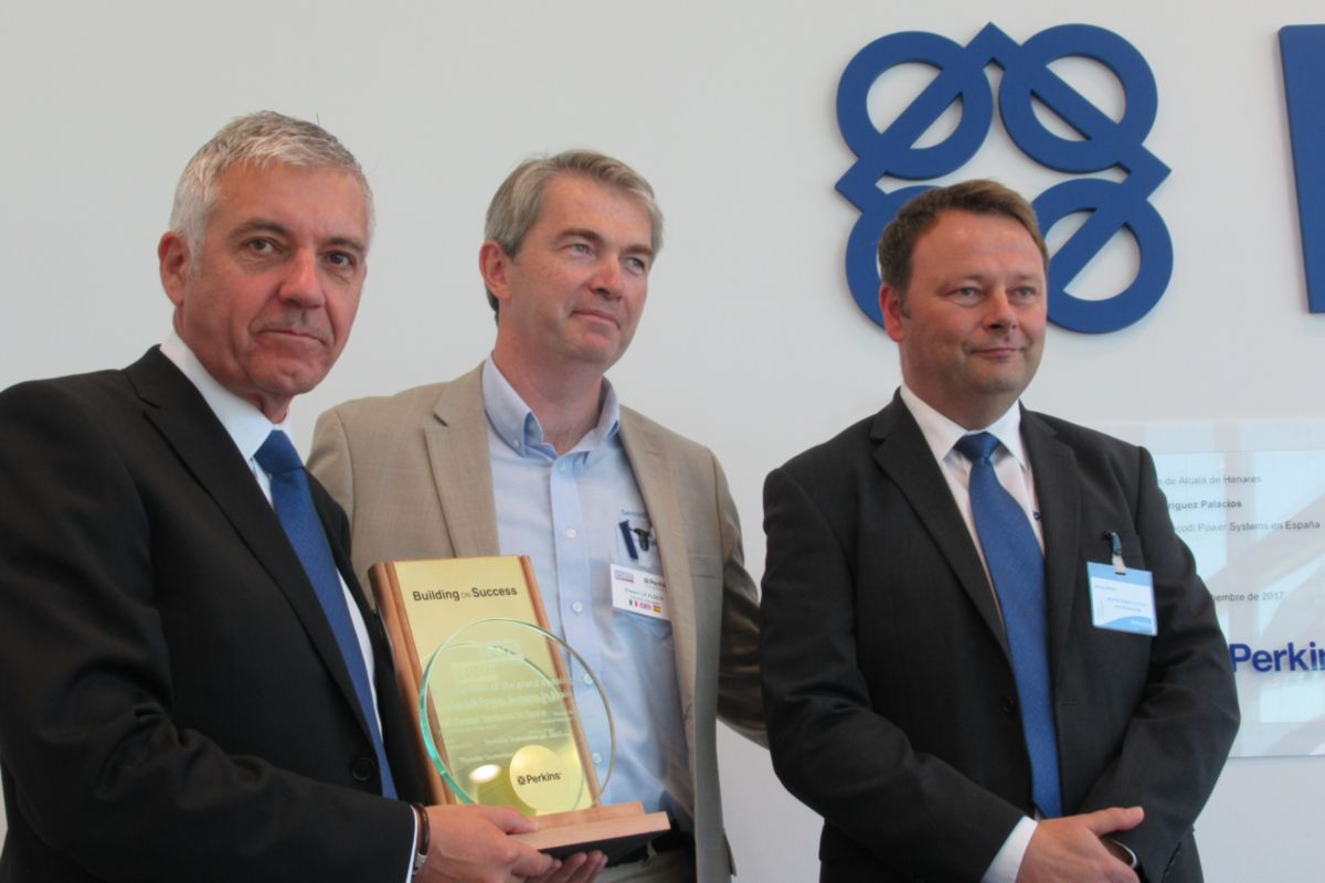 Secodi Power Systems officially opens its Spanish headquarters