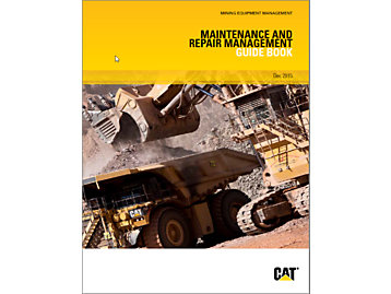 Mining Equipment Management: Maintenance & Repair Management Guide Book (cover)
