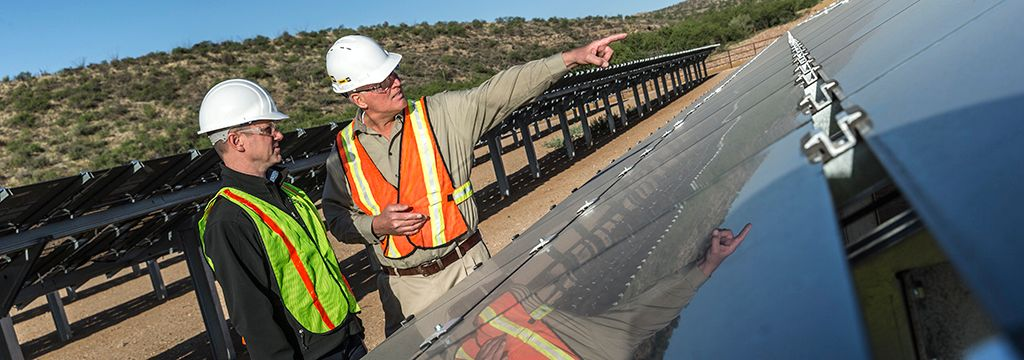 Caterpillar Launches New Photovoltaic Module