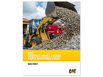 Cat Compact Wheel Loader M Series Parts Reference Guide