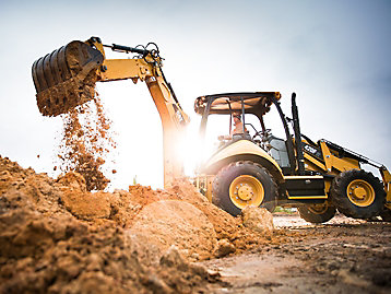 Backhoe Loaders Maintenance
