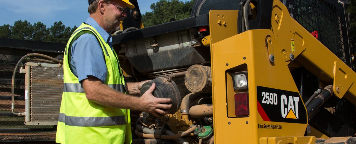 Small to Compact Equipment Maintenance