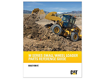 Small Wheel Loader Parts Reference Guide