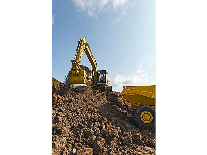 320 Medium Hydraulic Excavator