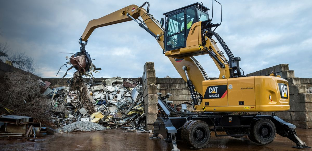 demolition scrap recycling