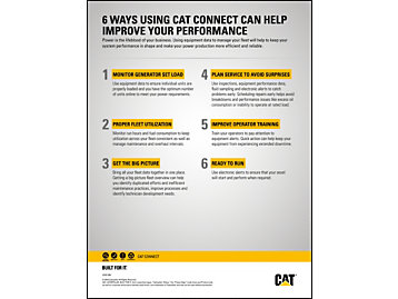6 Ways Using Cat Connect Can Help Improve Performance