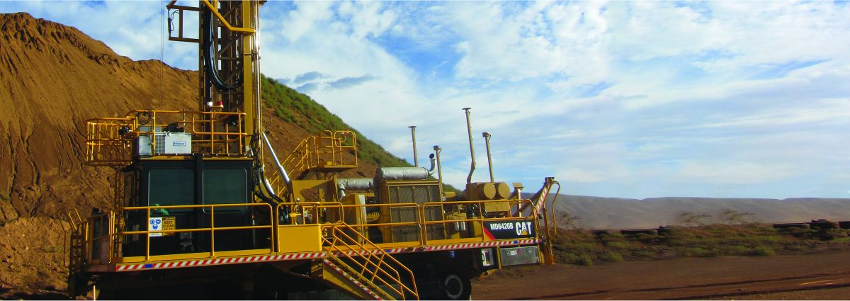 Cat® Drills Deliver Impressive Results in Australia