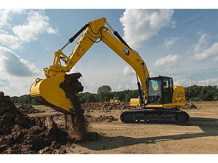 320 GC Hydraulic Excavator