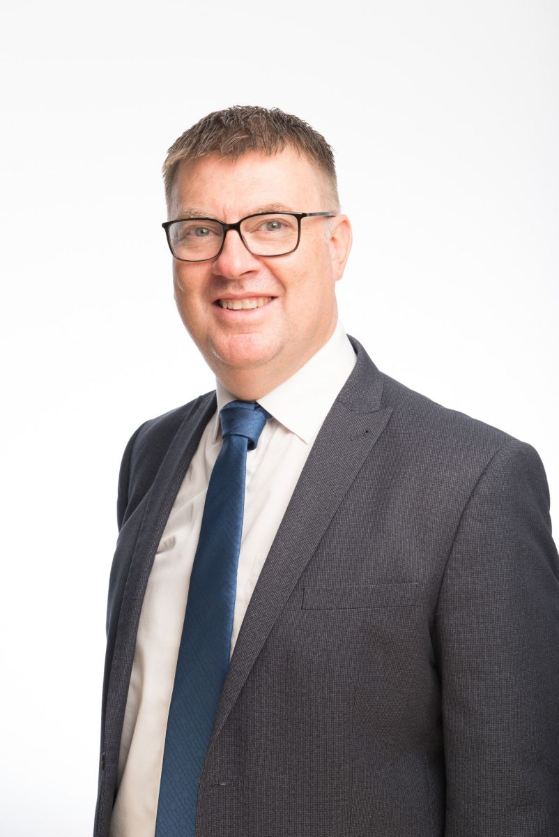 Andy Curtis named as Global Direct OEM Sales Director