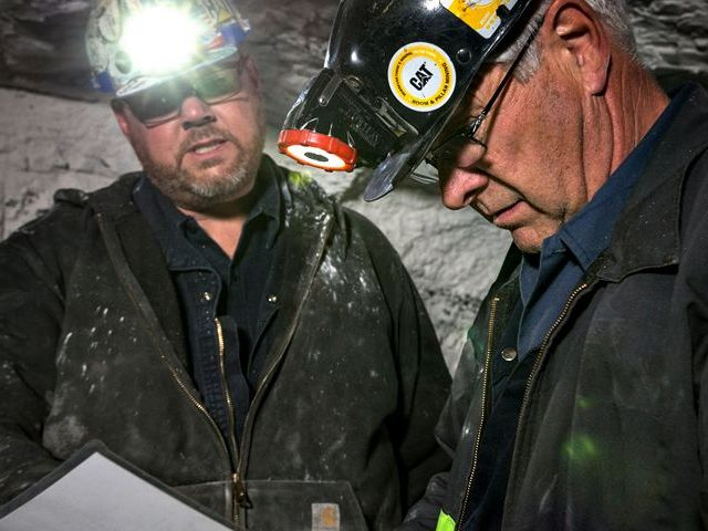 Cat® Underground Mining: Dedicated Expertise