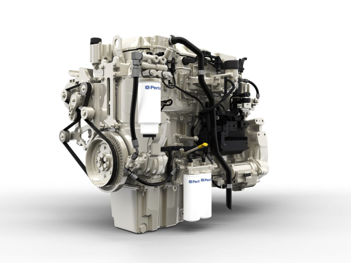 Perkins adds to industrial engine range with 2400 Series, complementing 9-18 litre range at EU Stage V