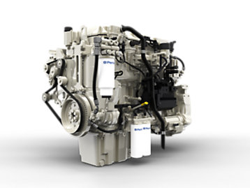 The new Perkins® 2400 Series delivers 430 kW (577 hp) and 2640 Nm torque and will meet EU Stage V / U.S.EPA Tier 4 Final.