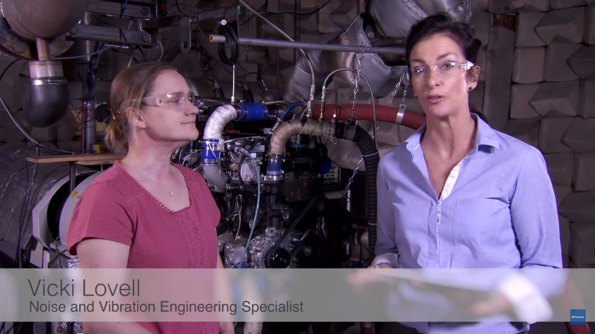 Vicki Lovell, Engineering Specialist