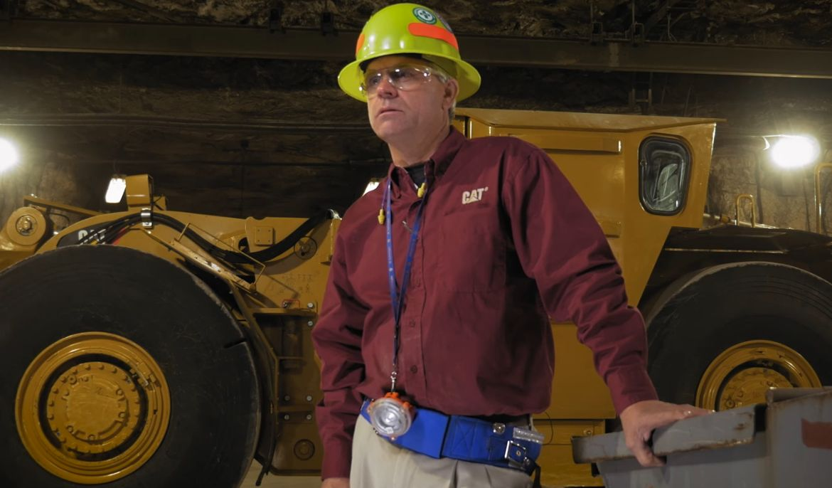 Jeff Krug has called on the Sperry mine for nearly 25 years with local Cat dealer Altorfer