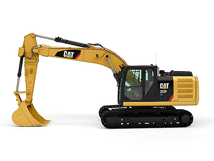 323F LN (Special Alpine) Medium Hydraulic Excavator
