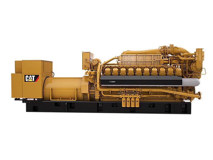 Genset Gas G3520C