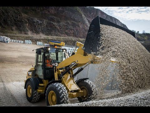 Cat 906M-907M-908M Compact Wheel Loader Operating Tips