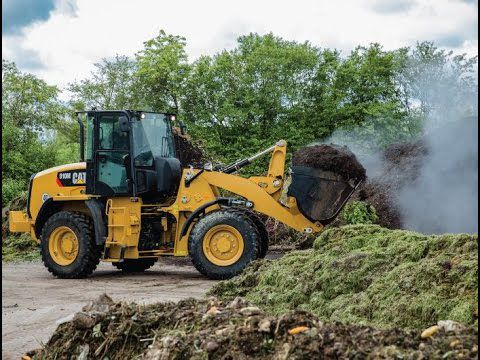 Cat 910M-914M-918M Wheel Loader Operating Tips