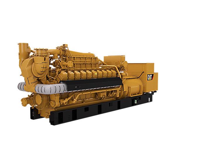 Gas-Stromaggregate G3520E