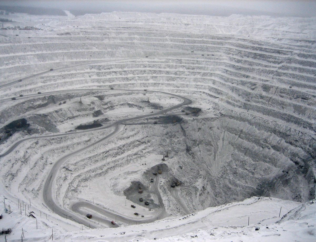 Polyus Gold operates gold mines in five major regions in Russia – the Krasnoyarsk Territory; the Irkutsk, Magadan and Amur regions; and the Republic of Sakha (Yakutia).